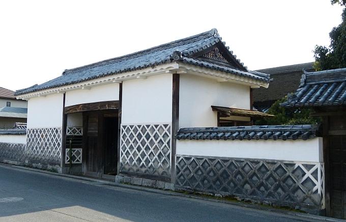Cancello stile nagayamon con namako