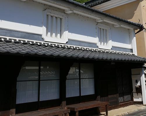 casa del periodo Edo con mushikomado piccole