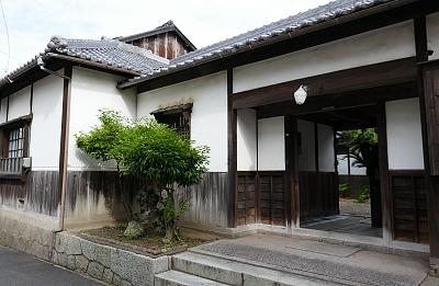 Entrata di Ochaya e nagayamon